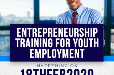 Entrepreneurship Training for Youth Employment